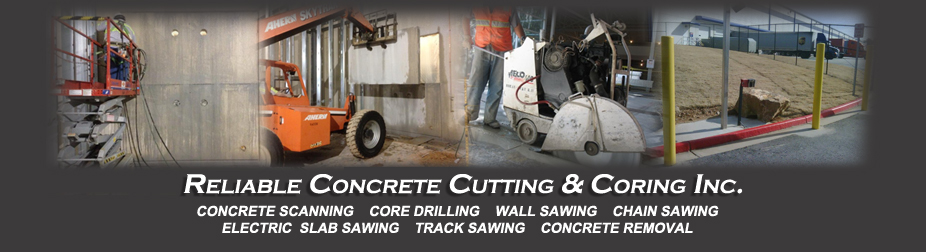 Pacific Concrete Wall Sawing : Concrete scanning gpr groundd penetrating radar