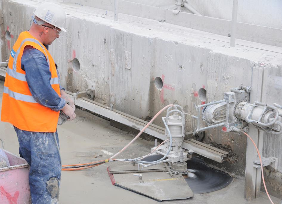 Concrete Scanning Gpr Groundd Penetrating Radar Concrete